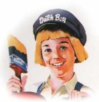 Dutch Boy 2 When I gaze in the mirror